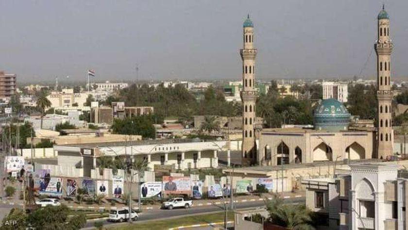 مساجد العراق- أرشيفية