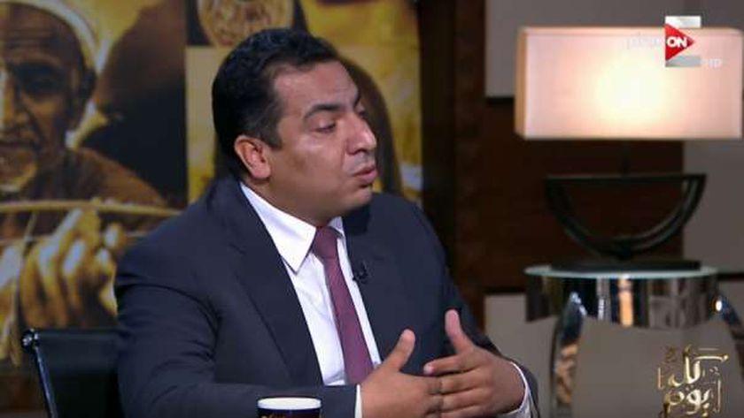 الدكتور عبد الغني هندي .. عضو المجلس الأعلى للشؤون الإسلامية
