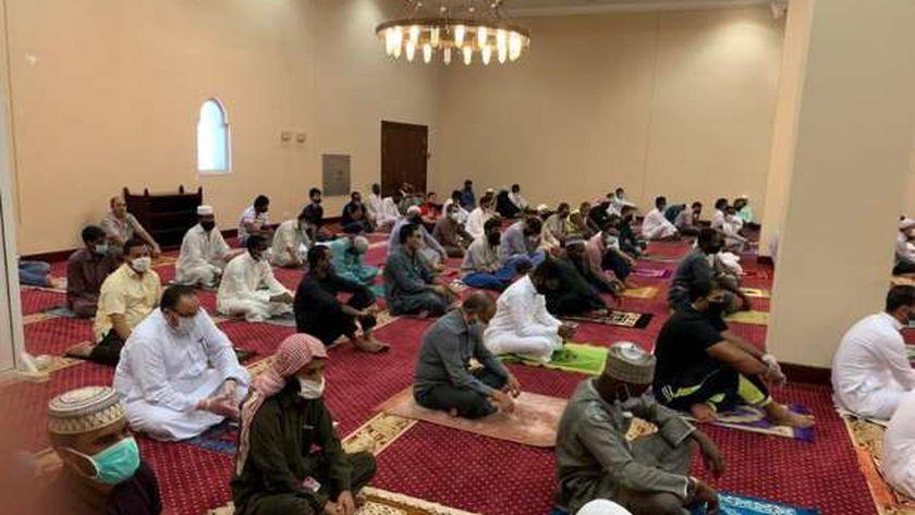 مسجد بالمملكة العربية السعودية