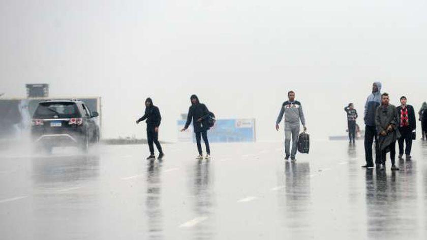 الأرصاد الجوية : طقس الأربعاء معتدل والعظمى بالقاهره 27