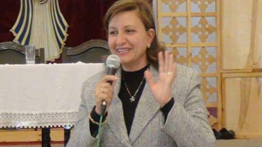 نجلاء باخوم، عضو مجلس النواب