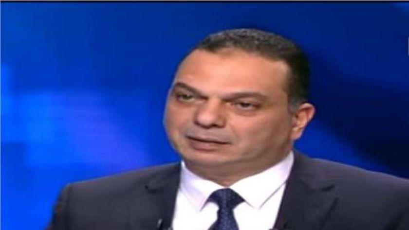 اللواء نبيل سليم مدير مباحث العاصمة