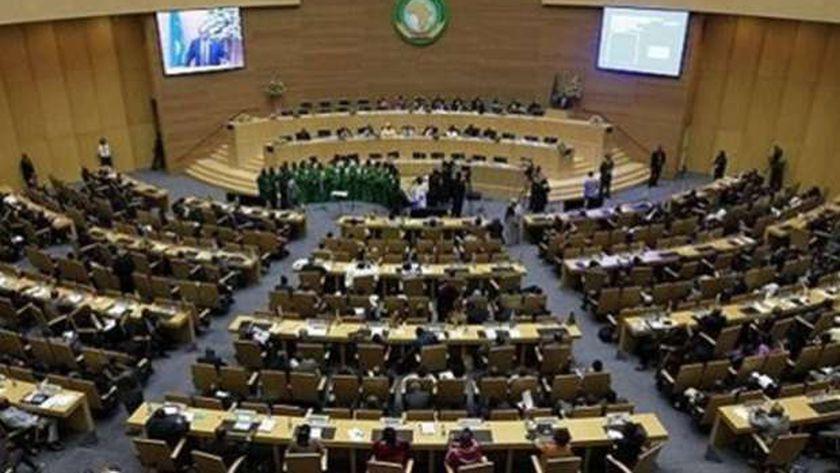 مجلس السلم والأمن الأفريقي.. صورة أرشيفية