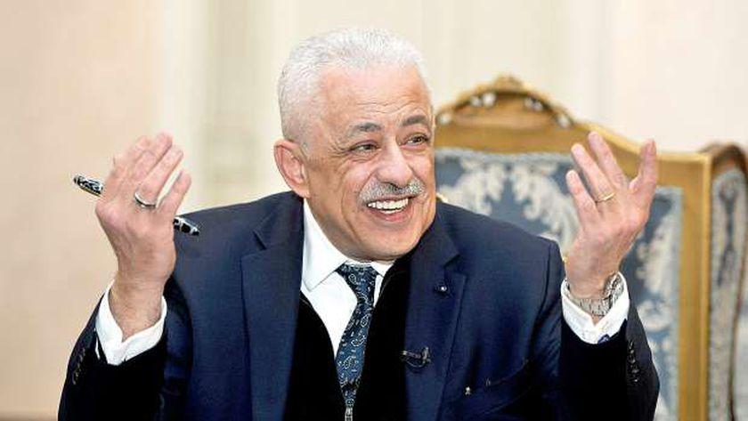 وزير التعليم يعتمد جدول امتحانات الثانوية العامة لعام 2020/2019 - مصر -