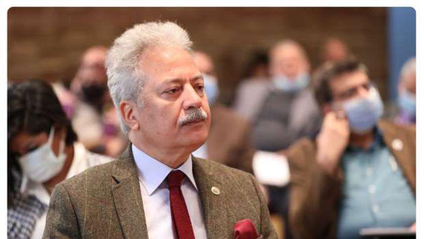 عصام شيحة رئيس المنظمة المصرية لحقوق الإنسان