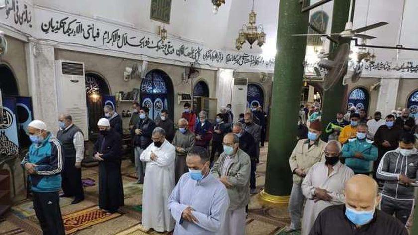 الالتزام في مساجد الإسماعيلية