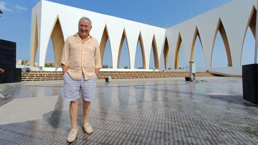 المهندس سميح ساويرس مؤسس مهرجان الجونة