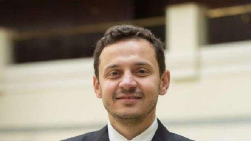 محمد خالد العسال الرئيس التنفيذى والعضو المنتدب للشركة