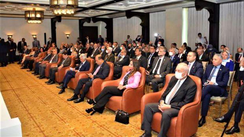 جامع بمنتدى «التجارة العربية البرازيلية»: العاصمة الإدارية أنشات على غرار «نيو برازيليا»