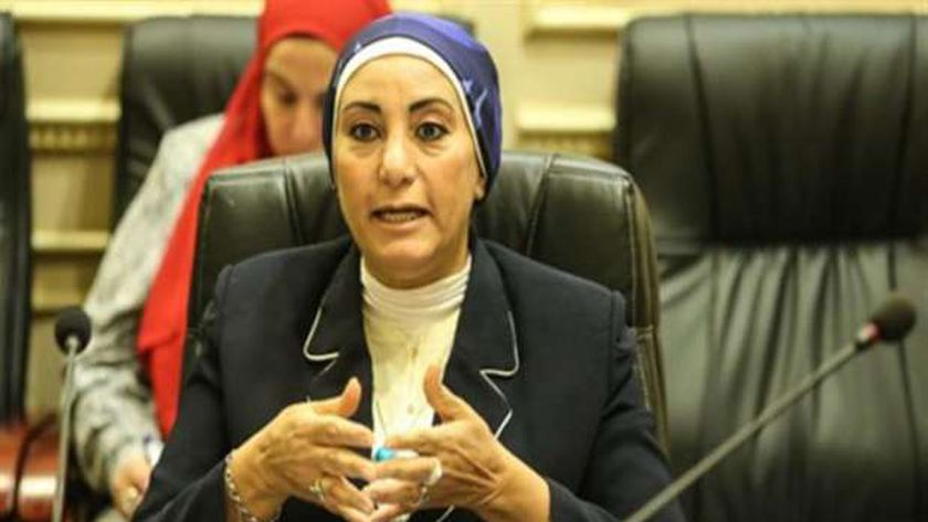 النائبة جليلة عثمان عضو مجلس النواب