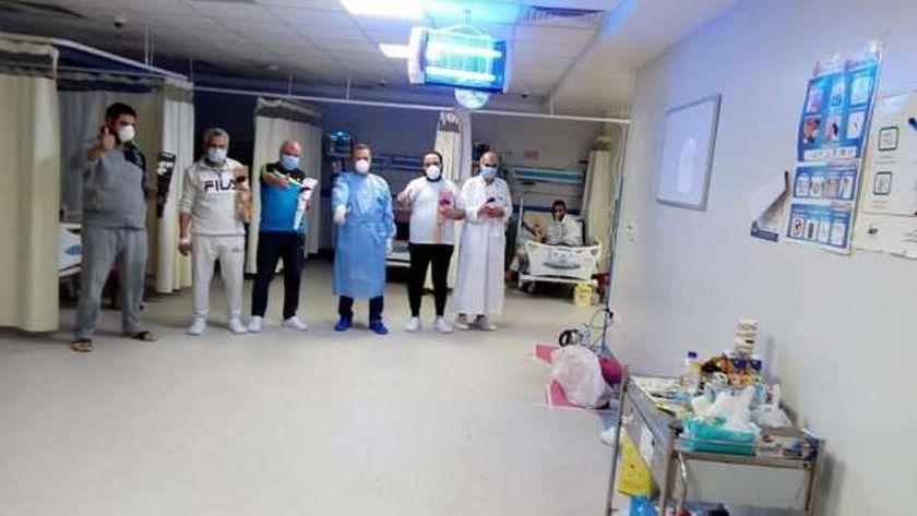 مستشفى النجيلة