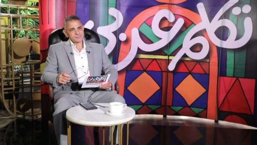 اللواء دكتور/ ناصر درغام