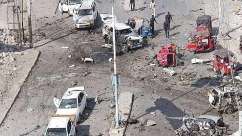 هجوم انتحارى فى الصومال