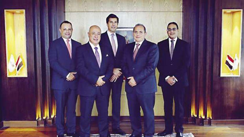 البنك الأهلى يحصد جائزة الأول فى القروض المشتركة فى مصر خلال 2019