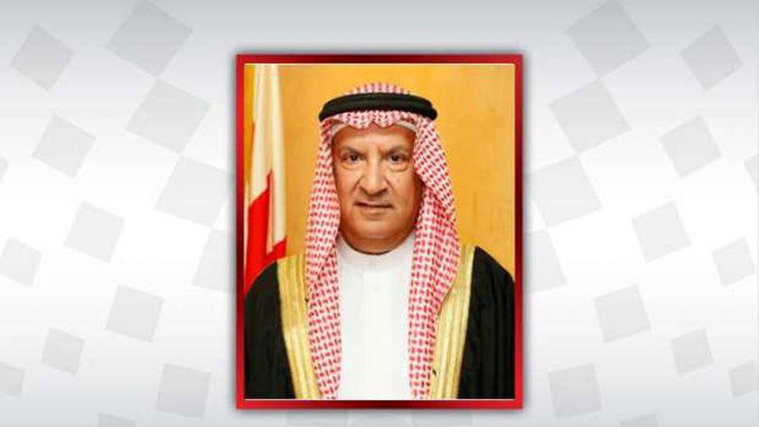 رئيس المحكمة الدستورية البحرينى