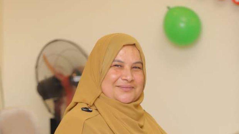 السيدة وفاء الأم المثالية علي مستوي الجمهورية