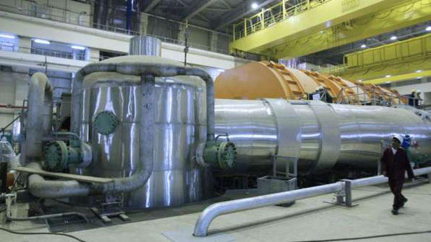 مفاعل فوردو الإيراني