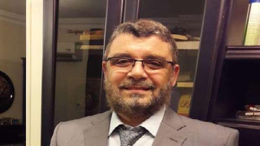 الدكتور مصطفى شحاتة، مدير مستشفى العباسية للصحة النفسية
