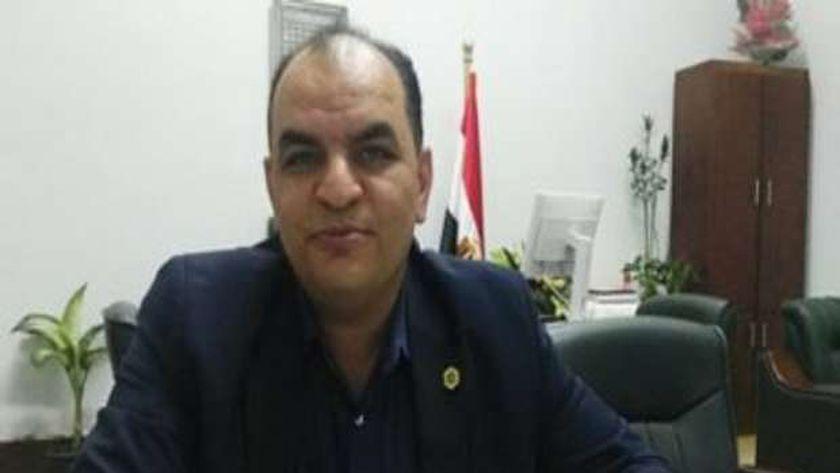 الدكتور أحمد العطار، رئيس الإدارة المركزية للحجر الزراعى بوزارة الزراعة