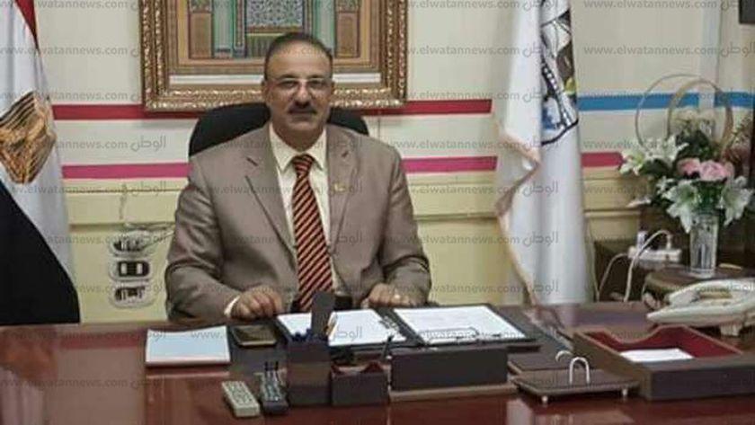 محمد حسام الدين وكيل وزارة التربية والتعليم في بني سويفي