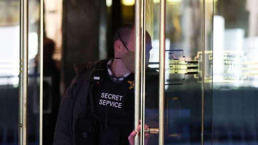 أحد أفراد الخدمة السرية