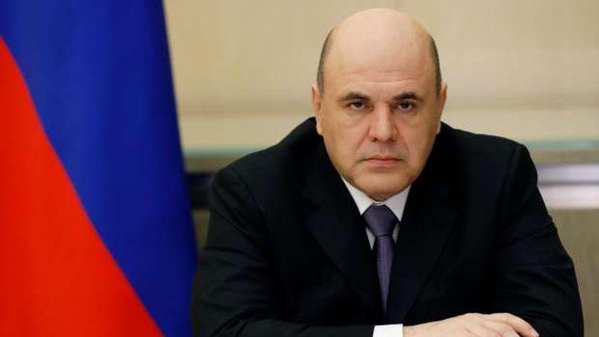 رئيس الوزراء الروسي