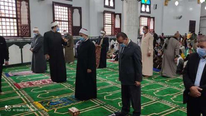 افتتاح مساجد-  أرشيفية