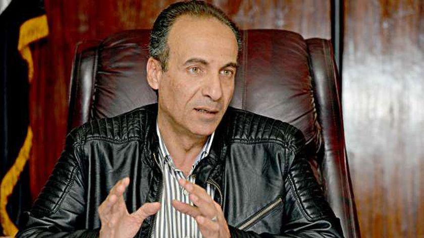 الدكتور هيثم الحاج علي رئيس هيئة الكتاب