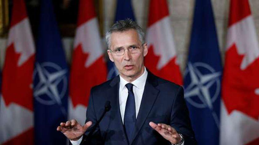"""الأمين العام لحلف شمال الأطلسي """"الناتو"""" ينس ستولتنبرج"""