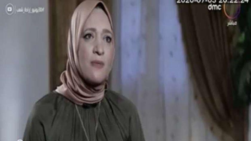 الدكتورة رحاب سعيد