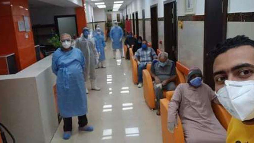 اول 5 حالات تخرج من مستشفى العديسات