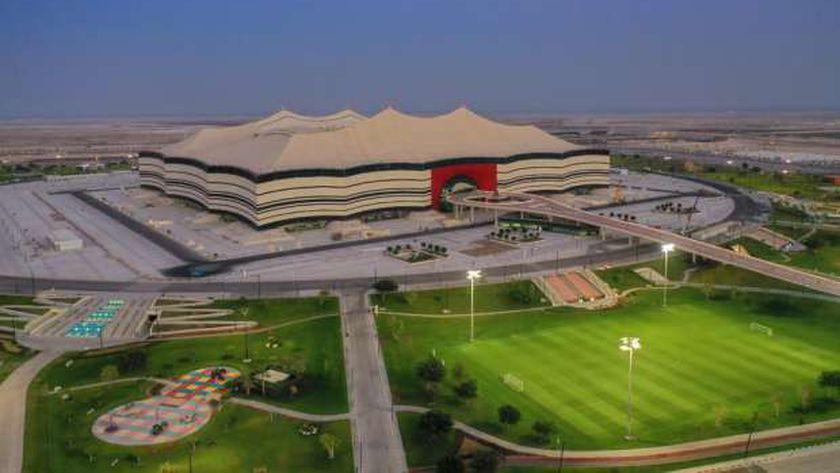 استاد البيت الذي ستقام عليه مباراة افتتاح بطولة كأس العرب