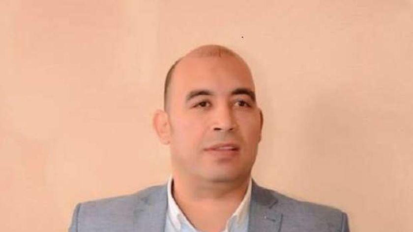 أحمد الخطيب مدير تحرير جريدة الوطن