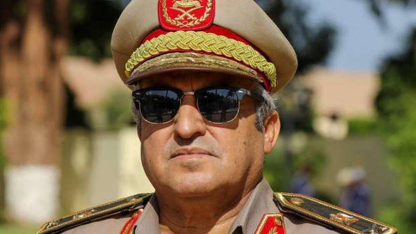 مدير إدارة التوجيه المعنوي في «الجيش الوطني الليبي» اللواء خالد المحجوب