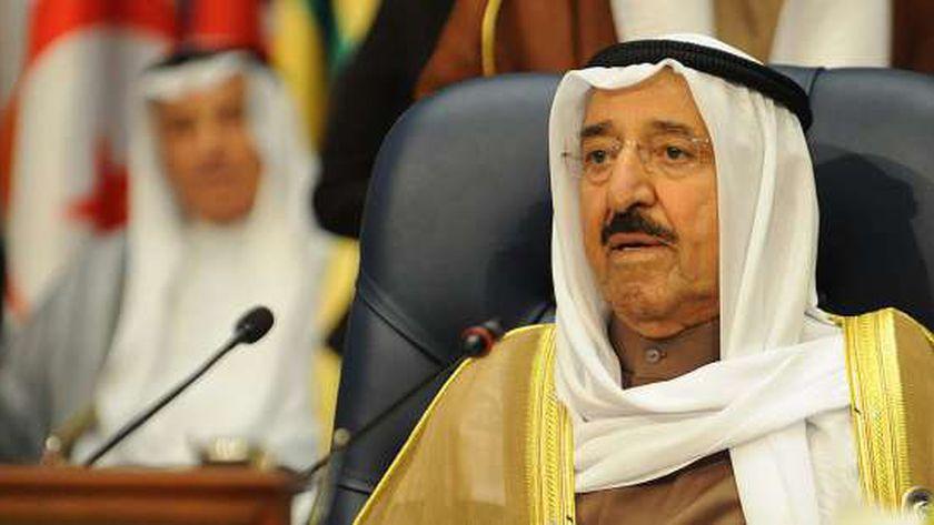 أمير الكويت الراحل صباح الأحمد الجابر الصباح