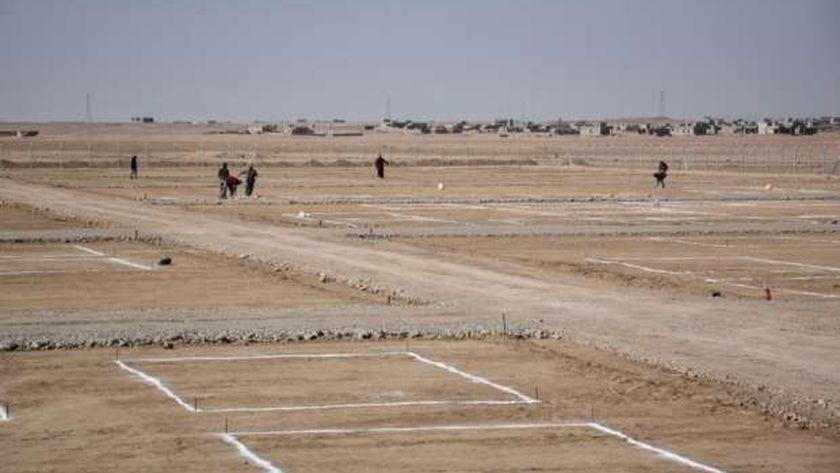 أراضي الإسكان الاجتماعى.. صورة أرشيفية