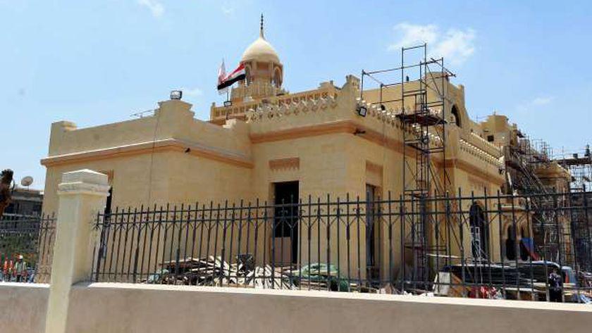 قصر السلطان حسين كامل