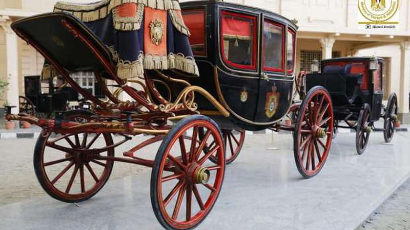 متحف المركبات الملكية