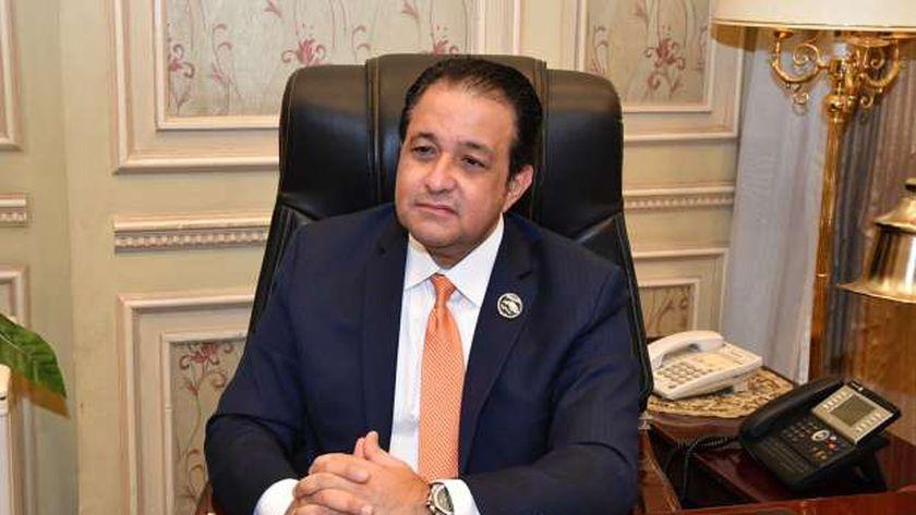 علاء عابد النائب الاول لرئيس البرلمان العربي