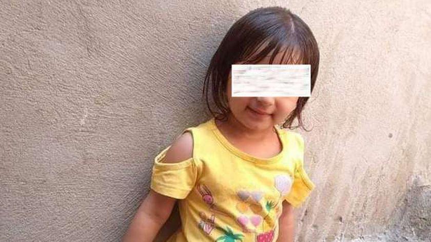 قتل الطفلة سهير