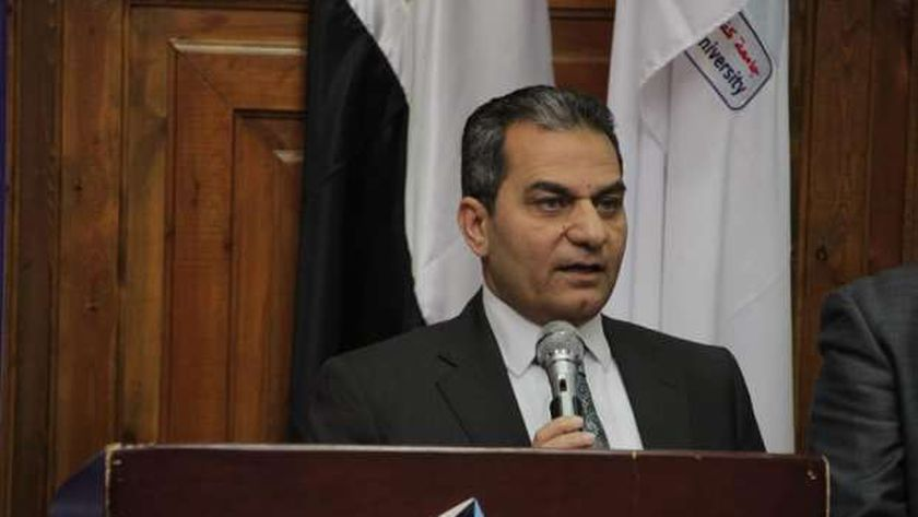 الدكتور محمد عبدالعال، نائب رئس جامعة كفر الشيخ