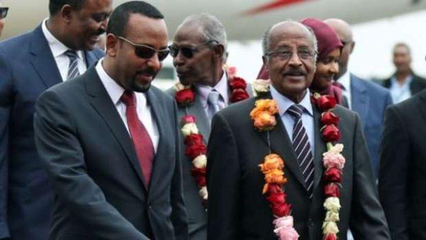 التصالح بين أثيوبيا وإريتريا