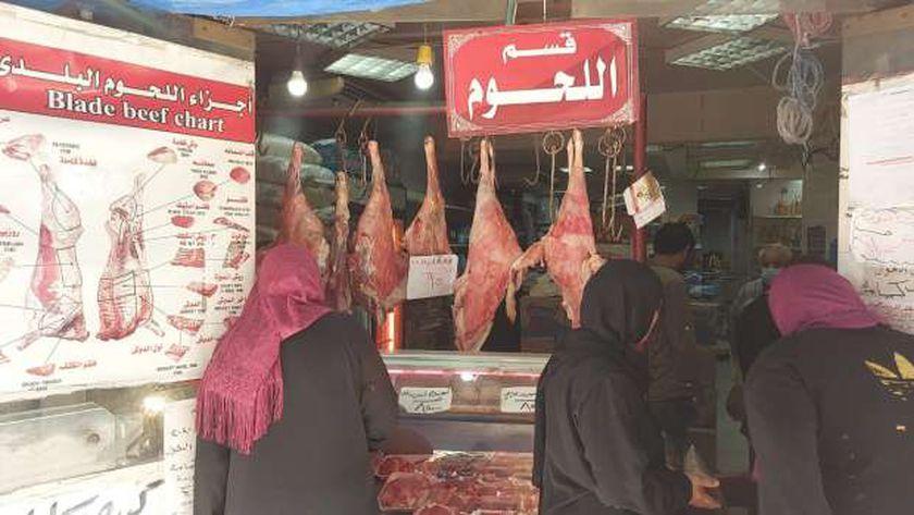 استعدادات تموين الإسكندرية لعيد الاضحى المبارك