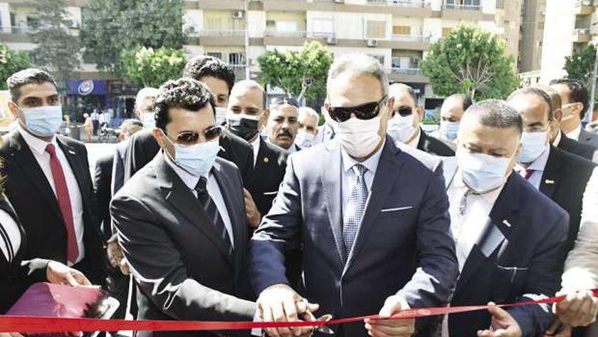 بنك مصر يتوسع فى افتتاح فروع جديدة