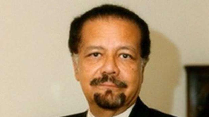 أحمد زكي اليماني - وزير النفط السعودي الأسبق