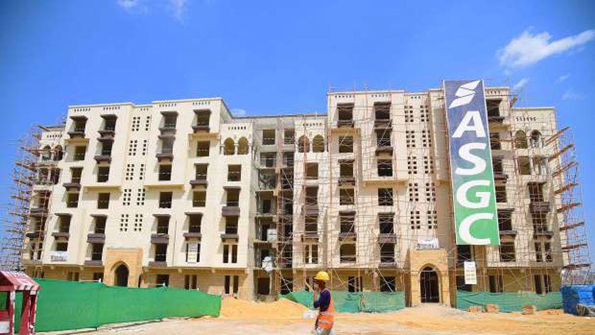 تشييد عمارات وأبراج شاهقة الارتفاع بمنطقة «مجرى العيون»