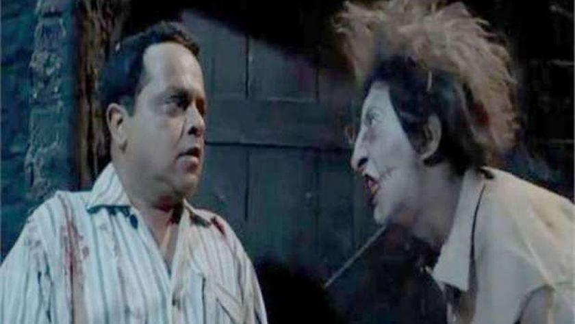 مشهد من فيلم «الإنس والنمس»