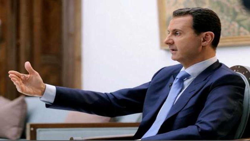 الرئيس السوري-بشار الأسد-صورة أرشيفية