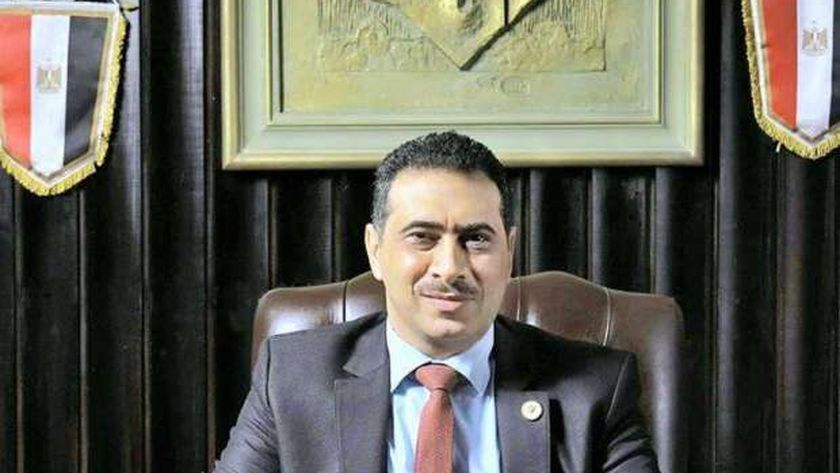 الدكتور محمود السعيد .. عميد كلية السياسة والاقتصاد جامعة القاهرة