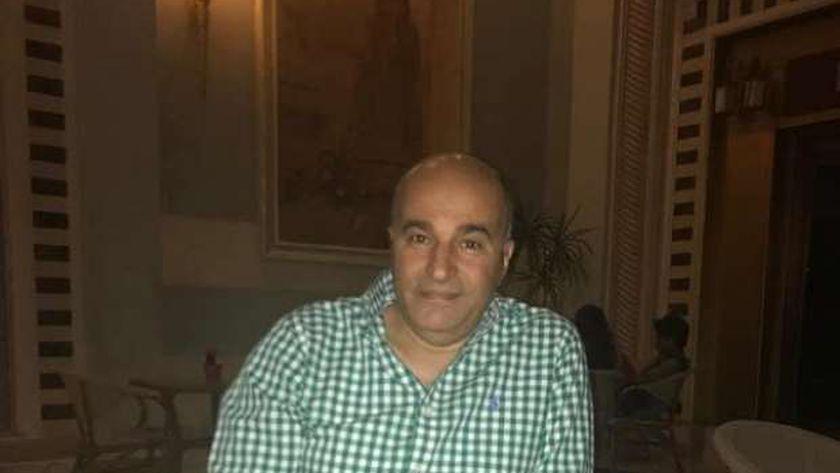 الراحل اللواء محمود السبيلي